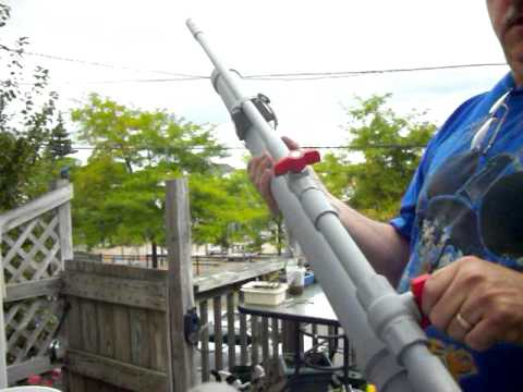 Easy To Make Marshmallow Gun