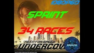 Need for Speed: Undercover Walkthrough - Sprint