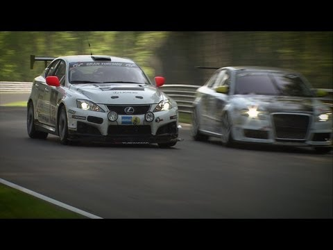 Racing at the 24 hours of Nürburgring (3 of 3)