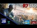 Watch Dogs 2 On AMD Radeon R7 360 OC 2GB GDDR5   1080p   MIX   FPS - TEST