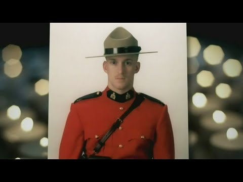 RCMP officer killed while helping with flat tire identified
