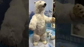 Кусочек стенда компании Штайф на Нюрнбергской выставке игрушек 2019