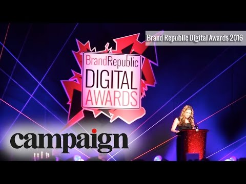 Brand Republic Digital Awards 2016