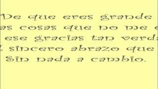 Las Cosas Que No Me Espero Laura Pausini & Carlos Baute Letra