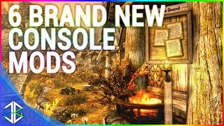6 BRAND NEW Console Mods 36 - Skyrim Special Edition (XBOX/PS4/PC)