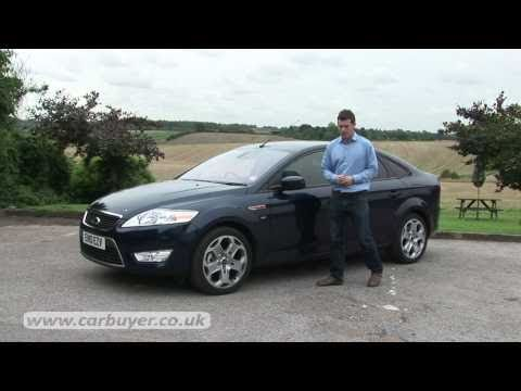 Ford Mondeo review - CarBuyer