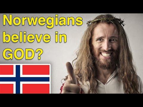 Norwegians believe in god?