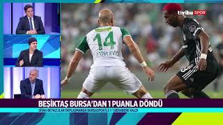 Orta Nokta - 2 Eylül 2018 (Bursaspor-Beşiktaş)