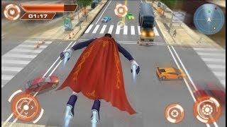 ► Super hero spider vs strange doctor fighter - Flying Hero Iron Spider VS Mafia Fighter Adventure
