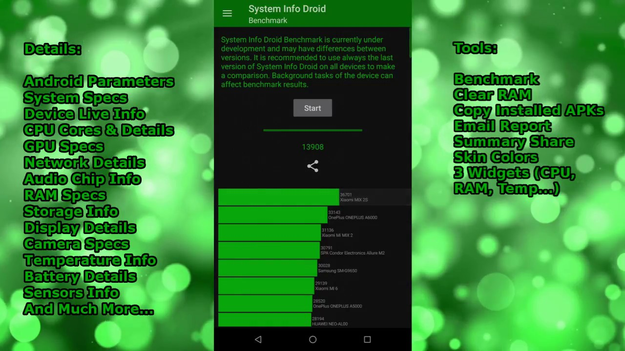System Info Droid (Info, Tools and Benchmark) 1 4 15 APK Download