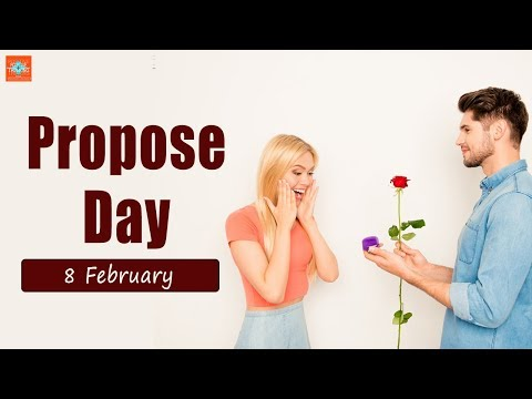 Propose Day - 8th February | How To Propose A Boy Or A Girl?
