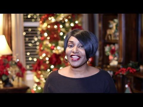 CHRISTMAS HOME DECOR- HOW TO MAKE A RICH ELEGANT GARLAND ON A BUDGET | CHRISTMAS DECOR SUPPLIES