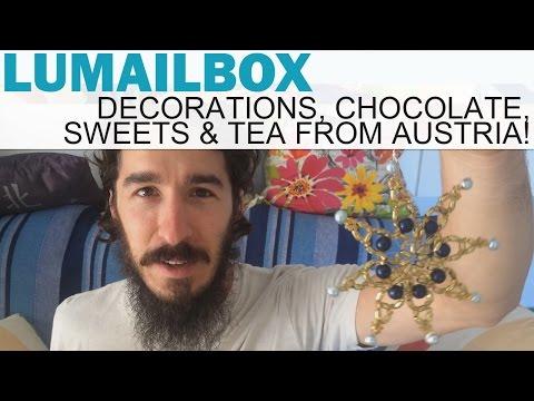 Lumailbox - Decorations, Chocolates, Sweets & Tea from Austria! (Tetisheri)