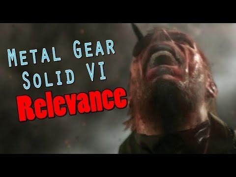 The Virtuous Mission is Virtual Reality (MGS3)
