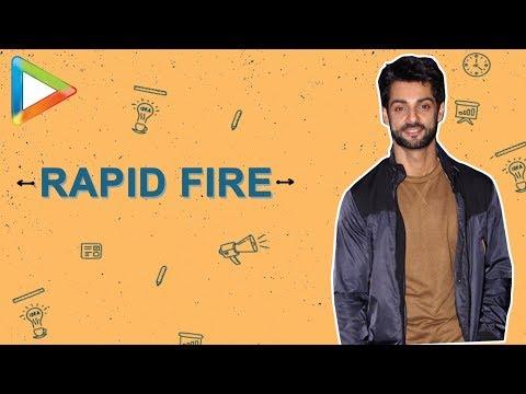 Karan Wahi's Unmissable RAPID FIRE on Hungama Play's New Web Series Bar-Code & lots more