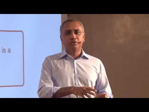 The Story of Technology - Past, Present and Future | Salil Parekh | TEDxYouth@CAJCS