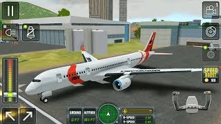 Flight Sim 2018 #2 - Airplane Simulator - Android Gameplay FHD