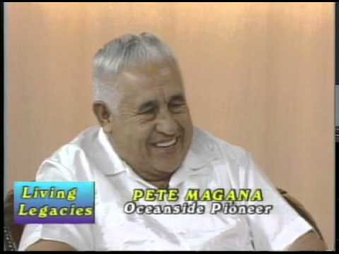 Living Legacies - Pete Magana