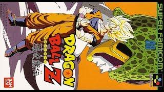 ANIME GAME - Dragon Ball Z Super Butouden (Snes)