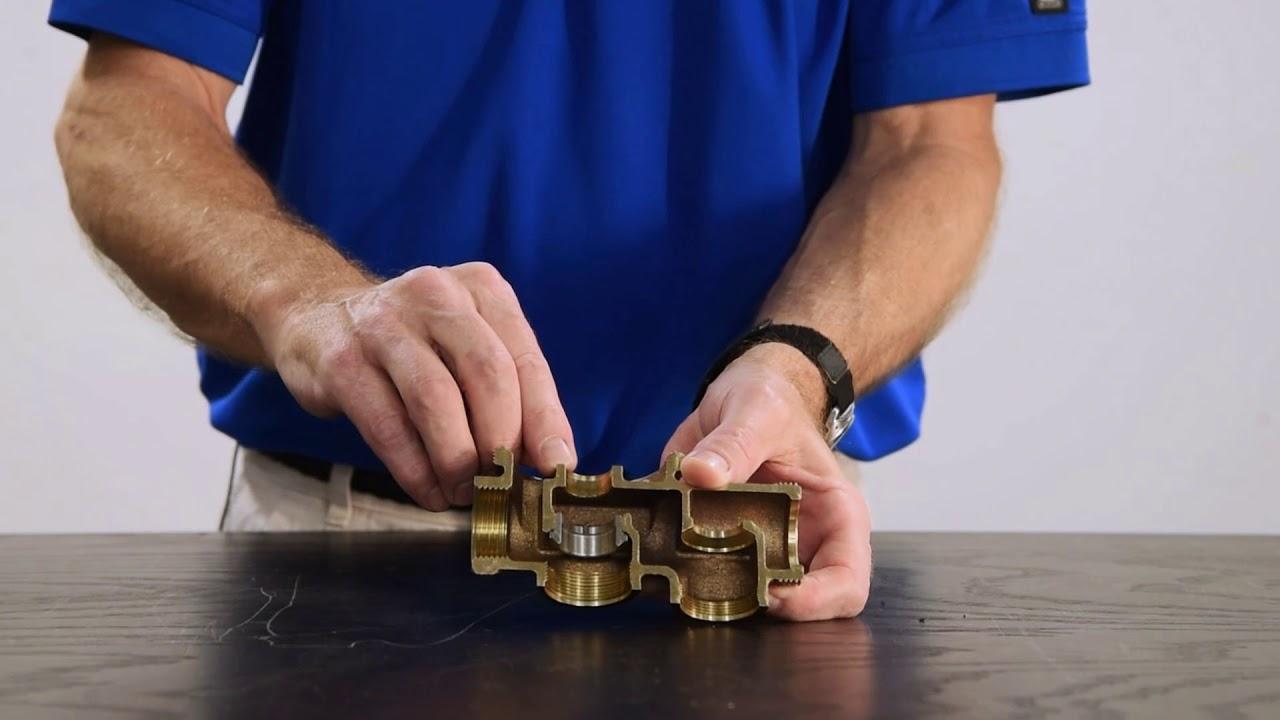 Zurn Wilkins Pressure Reducing Valves 600XL - How to Repair and Rebuild