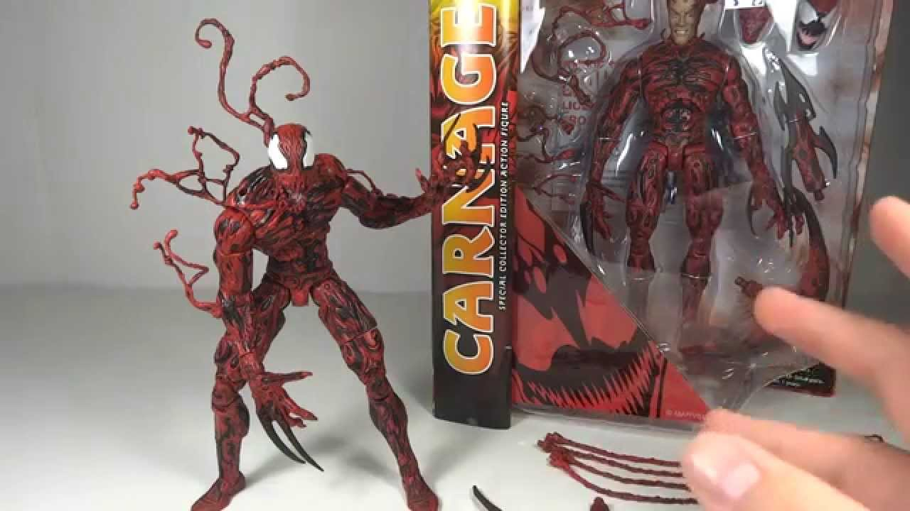 Marvel Comics Carnage ...