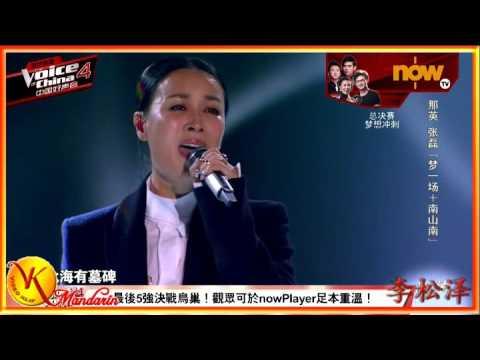 Na Ying & Zhang Lei    Meng Yi Chang + Nan Shan Nan 那英 & 張磊   夢一場 + 南山南