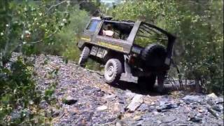 ALL-TERRAIN PINZGAUER TOUR  FAST.wmv