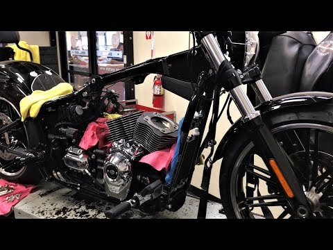 Harley-Davidson Stage IV Kit for 2018 Softails│114-117 Build Test Ride and Guide