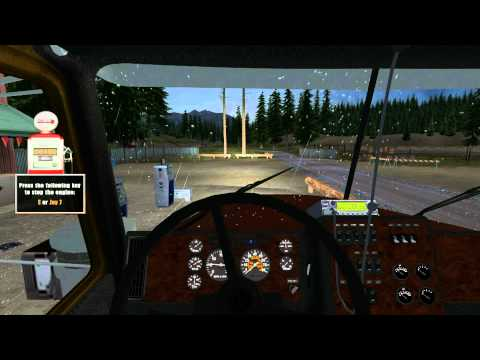 18 Wheels Of Steel: Extreme Trucker 2 - HD Gameplay - Www.svetsim.cz