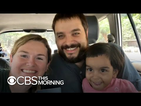 U.S. Couple Stuck In India With Adopted Daughter As Pandemic Upends Travel