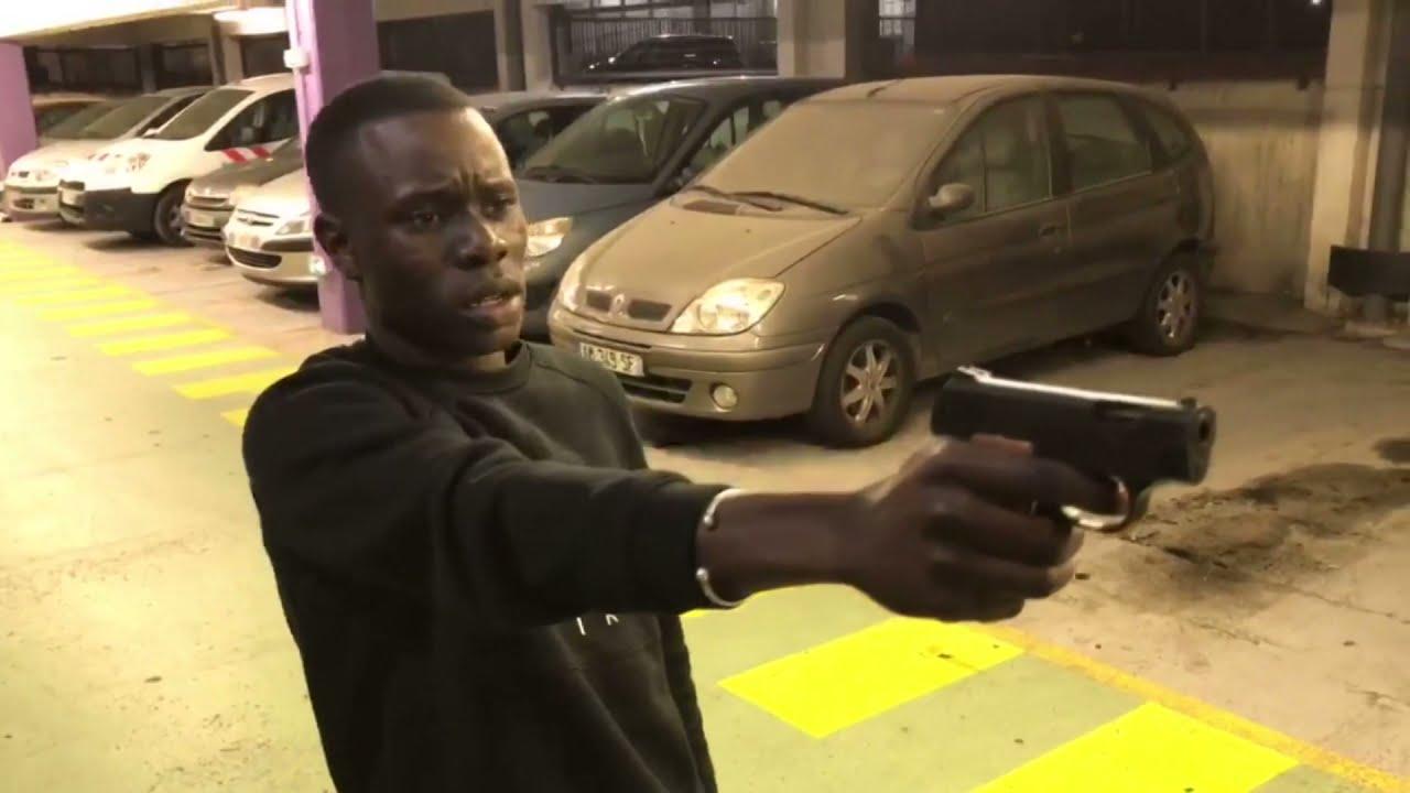 Sambich - Un pistolet magique enfin (presque) ...😂😂😂