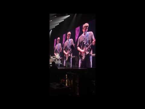Lauren at the John Mayer Concert - Instagram Story 0725