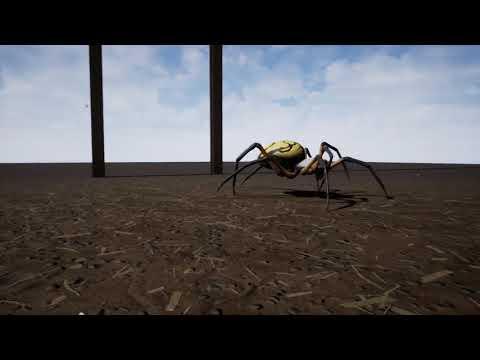 Режим арахнофобии в Grounded дает возможность настраивать пауков