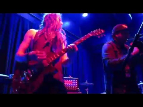 Krooked Treez - Irie Radio (Live at The Federal Underground, Long Beach, 5/12/16)
