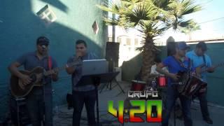 Grupo 4:20 - El Sobrino De La Tia Juana (EN VIVO) (2014)