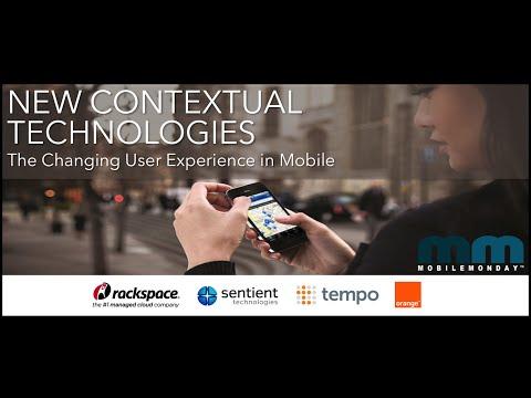 Mobile Monday Silicon Valley - June 2015 - New Contextual Technologies
