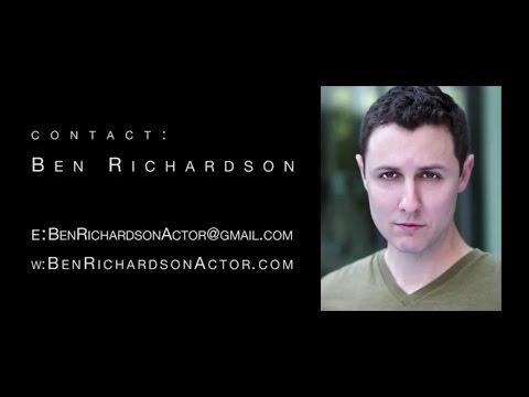 Ben Richardson Acting Demo Reel
