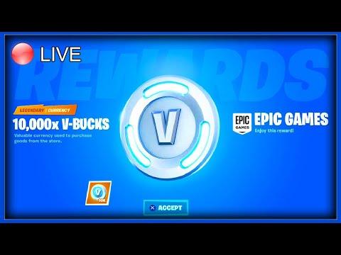 🔴FREE VBUCKS🔴 GIFTING SUBSCRIBERS FREE SKINS LIVE IN FORTNITE! (How To Get Free Vbucks)