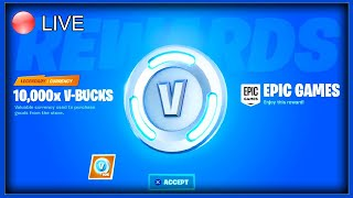 🔴FREE VBUCKS🔴 GIFTING SUBSCRIBERS FREE SKINS LIVE IN FORTNITE! (How To Get Free Vbucks)