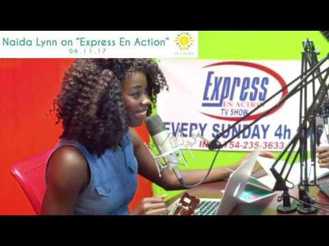 Naida Lynn Radio Interview: Express En Action