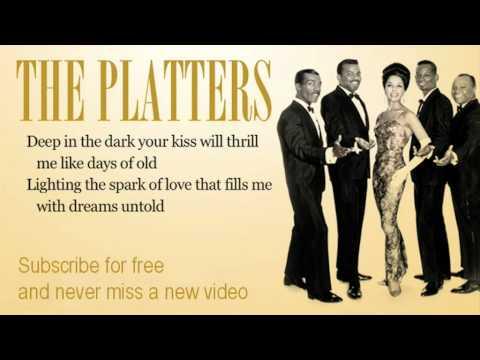 The Platters - Twilight Time - Lyrics