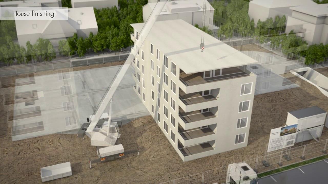 Knauf Modular Housing