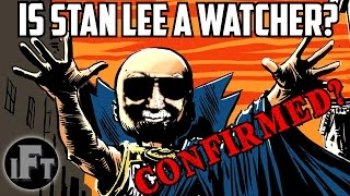 Is Stan Lee the Watcher Uatu? | Insane Fan Theory CONFIRMED? (Marvel Cinematic Universe)