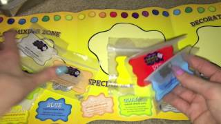 crazy aaron s thinking putty mixed by me kit