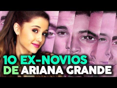 10 Ex Novios de Ariana Grande - Simple Market - Fun & Music Videos