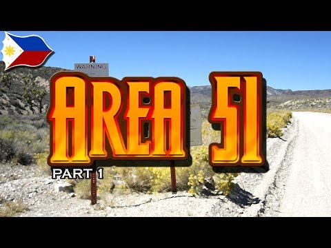 Area 51 Part 1 - The History