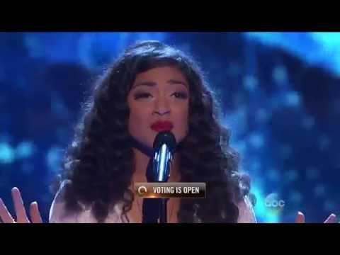 Rising Star - Dana Williams Sings 'Latch'