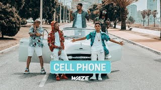 Baixar WAZE - Cell Phone [Prod. Mr. Marley]