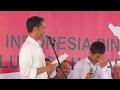 Lucu...! Anak SD gemeteran jawab Kuis Presiden Jokowi bikin Ketawa Ngakak di Bandung 2017