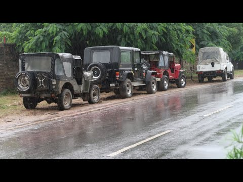 Now Mahindra Commander Jeep Price Only 1 Lakh Sikar Number Youtube